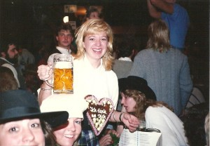 Reason #11: I would have live-blogged Oktoberfest. Twice.
