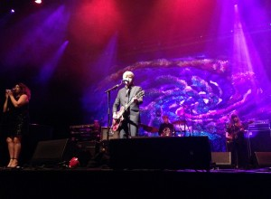 Neil Finn and band