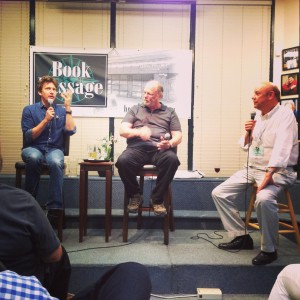 Andrew McCarthy, Tim Cahill, Don George