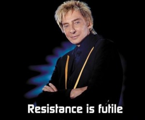 barry resistence
