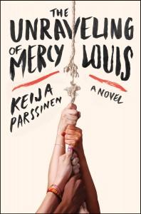 Unraveling of Mercy Louis hc c copy
