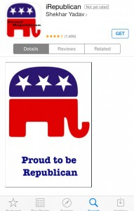proud to be gop